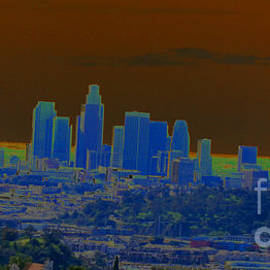 Electric Los Angeles by Drew Shourd