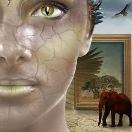 Elephant Dream by Alexandra Louie