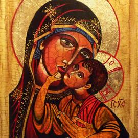 Ryszard Sleczka - Eleusa II Icon