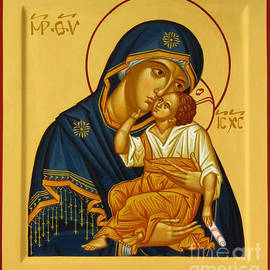 Ryszard Sleczka - Eleusa IV Icon