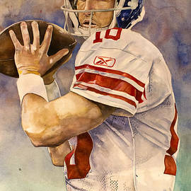 Michael  Pattison - Eli Manning