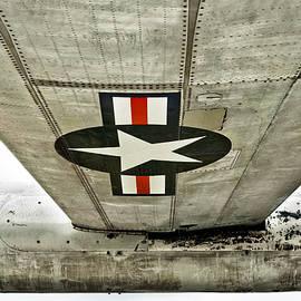 Emblem Underneath by Christi Kraft