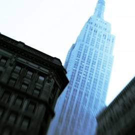 Empire State Building by Dave Bowman