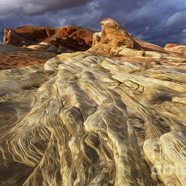 Bob Christopher - Enchanted Spaces Valley Of Fire