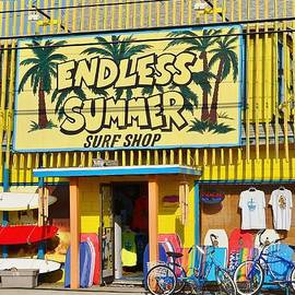 Endless Summer Surf Shop - Ocean City Maryland by Kim Bemis