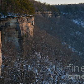 Timothy Connard - Endless Wall of New River Gorge