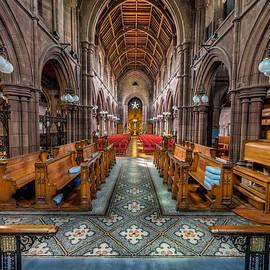 Adrian Evans - English Church