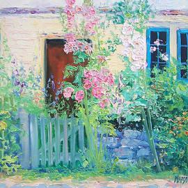 Jan Matson - English country cottage