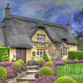 English Country Cottage by Juli Scalzi