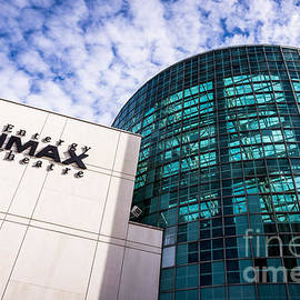 Entergy IMAX Theatre in New Orleans by Paul Velgos