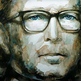 Laur Iduc - Eric Clapton watercolor