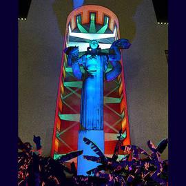 Robert J Sadler - Esplanade Statue - U S A