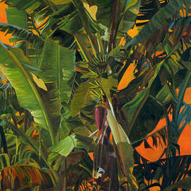 Eugene and Evans' Banana Tree by Thu Nguyen