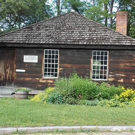 Catherine Gagne - Eureka School House