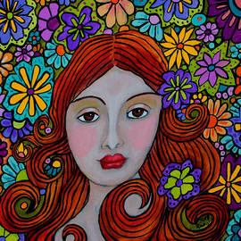 Tori Radford - Eve in Garden