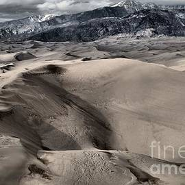 Adam Jewell - Evening At The Dunes