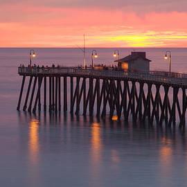 Evening Light San Clemente by Cliff Wassmann