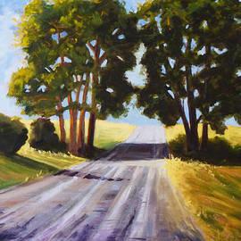 Nancy Merkle - Evening Shadows