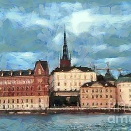 Sergey Lukashin - Evening Stockholm