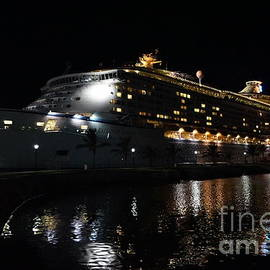 Explorer of the Seas in Bermuda by Trish H