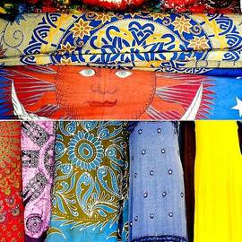 Michael Hoard - New Orleans Eye See Fabric In Lifestyles