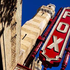 Fabulous Fox In Atlanta by Mark Tisdale