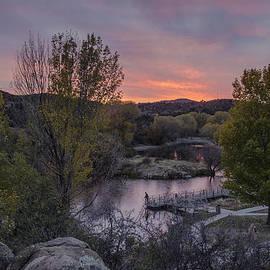 Fain Lake by Lester Sarmiento