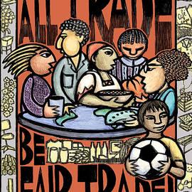 Fair Trade by Ricardo Levins Morales