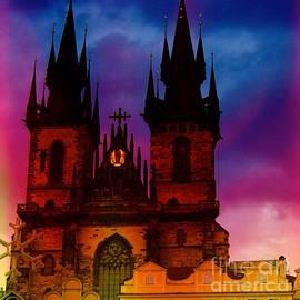 Maggie Vlazny - Fairy Tale Castle Prague
