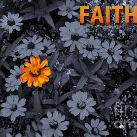 Faith Makes Things Bloom by Beverly Guilliams