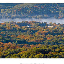 Twenty Two North Photography - Fall at Arcadia Overlook
