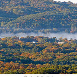 Twenty Two North Photography - Fall at The Arcadia Overlook
