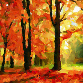 Vincent DiNovici - Fall Colors TNM