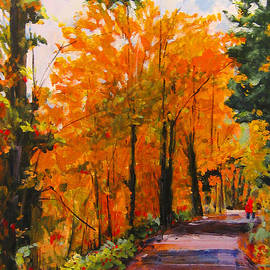 Fall Delight by Michael Tieman