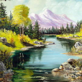 Lee Piper - Fall In The Rockies