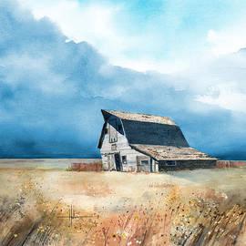 Richard Hahn - Falling Barn