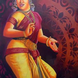 Famous Dance Bharathanatyam Version 2 by Asp Arts
