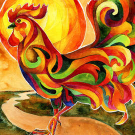 Sherry Shipley - Fancy Feathers Rooster