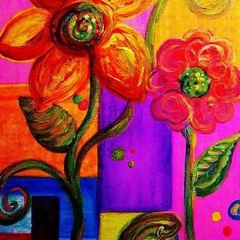 Eloise Schneider - Fantasy Flowers
