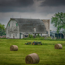 Paul Freidlund - Farm Scene