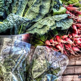Farmer's Market - Stowe Vermont by Geoffrey Coelho