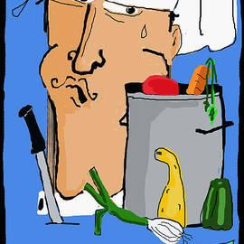 Fear Of Cooking by Joe Pratt