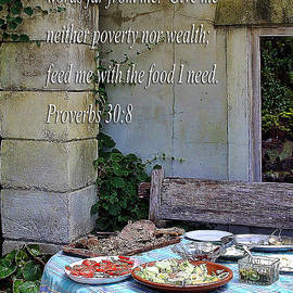 Feed Me Lord by Linda Phelps