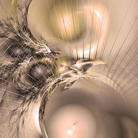 Femina Et Vir - Abstract Art by Sipo Liimatainen