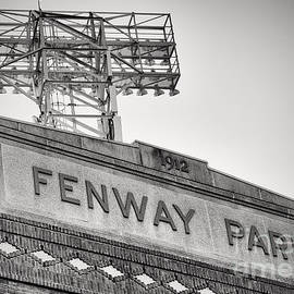 Fenway Park  by Jerry Fornarotto