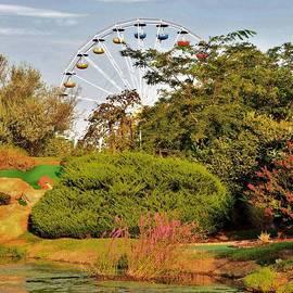 Kim Bemis - Ferris Wheel - Ocean City Maryland
