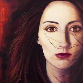 Jeanette Sthamann - Fiery Love