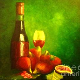 Therese Alcorn - Fine Wine and Figs