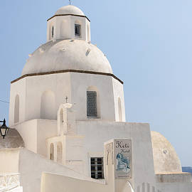 Antony McAulay - Fira White Church