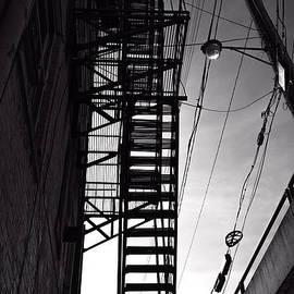 Bob Orsillo - Fire Escape and Wires